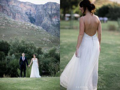 Dwarsberg Wedding