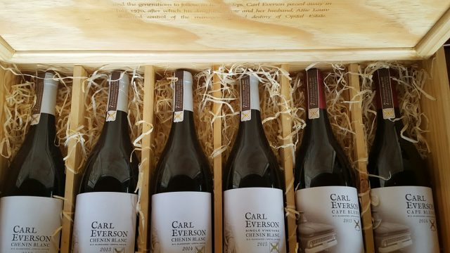 Opstal Estate: Carl Everson Vintage Collection Case Offer on 17 June 2016