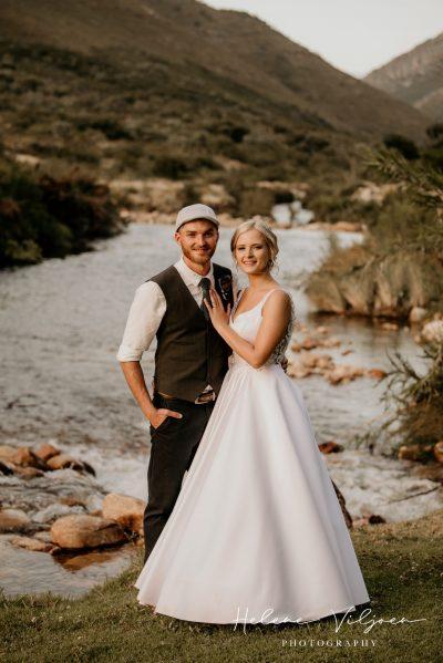 Dwarsberg Trout Hideaway, Weddings and events.