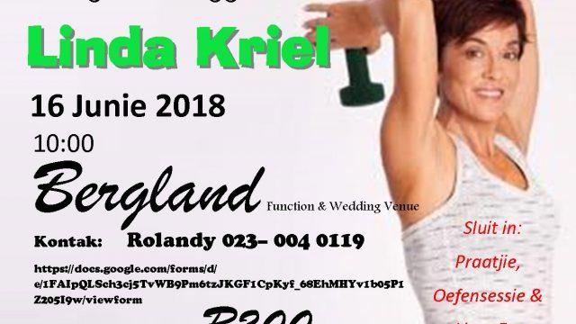 Linda Kriel @ Bergland