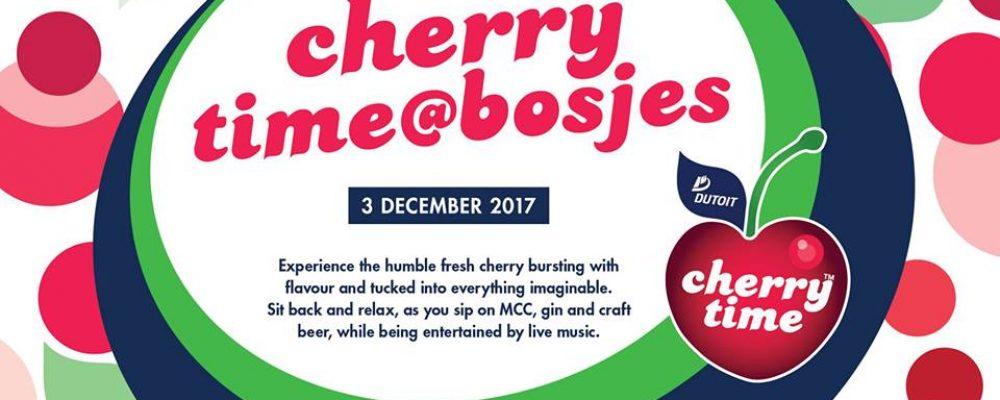 Cherry Time @ Bosjes