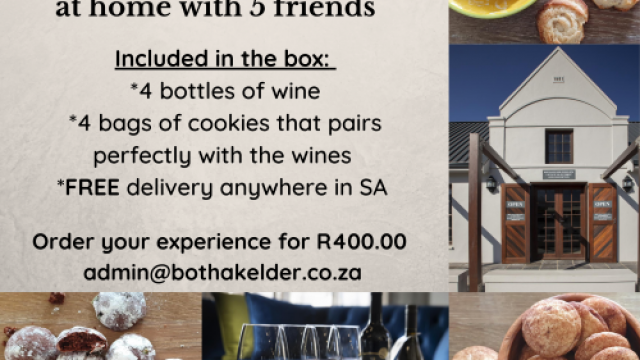 Botha Experience in a box