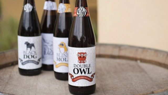 uniWines Vineyards Extends Offering to Craft Beer Through Wild Clover Brewery