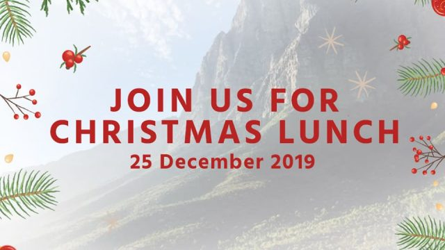 Du Kloof Lodge Christmas Lunch