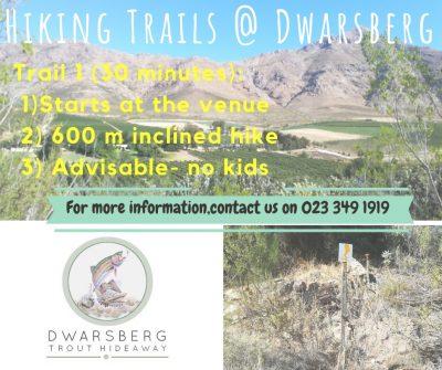 Dwarsberg Hiking Trail 1