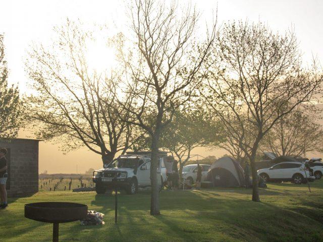 Wyzersdrift Camp