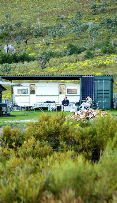 Kraalskloof Camping