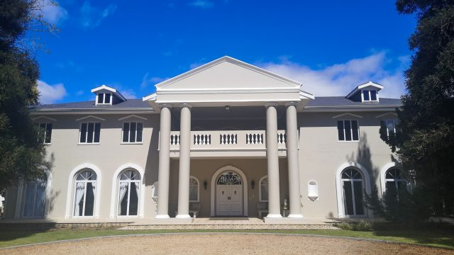 Huis te Merwede at Merwida Wines