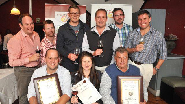 Muskadel SA Awards results 2016
