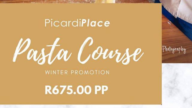 Picardi Place Pasta course