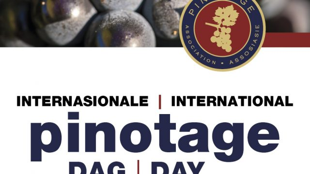 International Pinotage Day: 11 October 2014