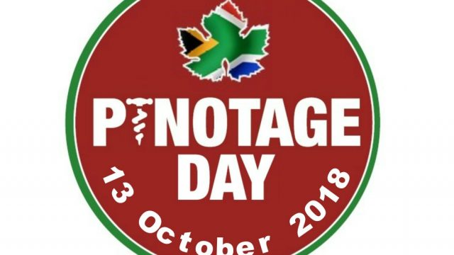 Pinotage Day: 13 October 2018