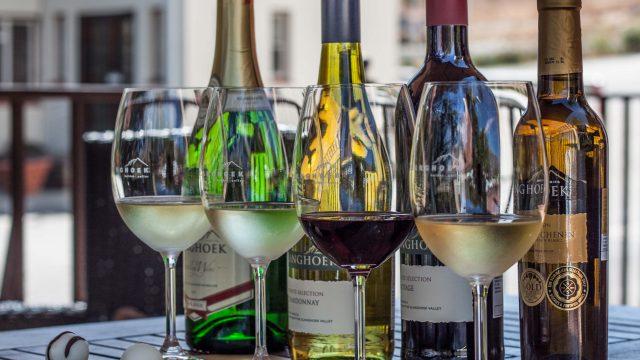 Truffle and Wine pairing @ Slanghoek