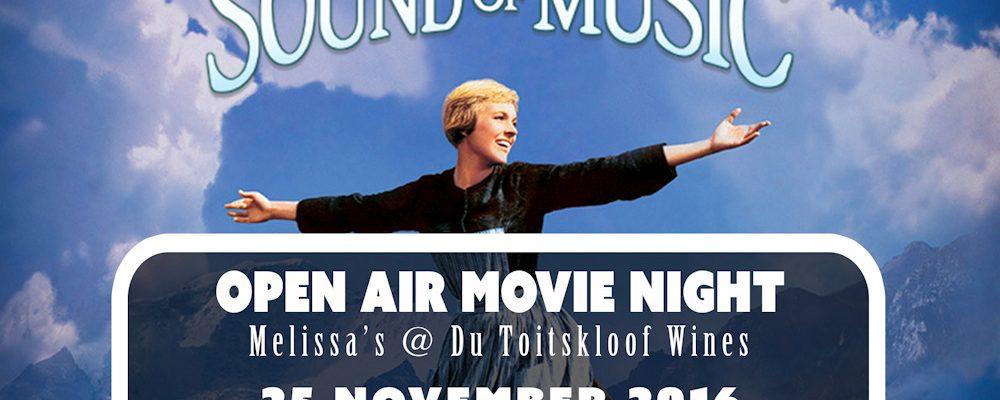 Du Toitskloof Cellar: Open Air Movie Night
