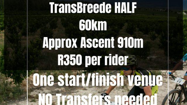 Trans Breede Ultra