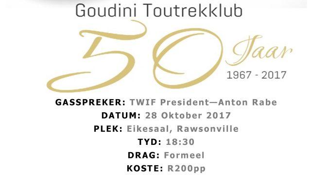 Goudini Toutrek evening