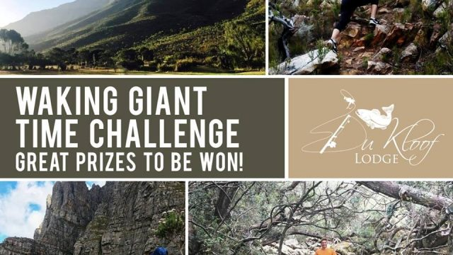 Du Kloof Waking the Giant