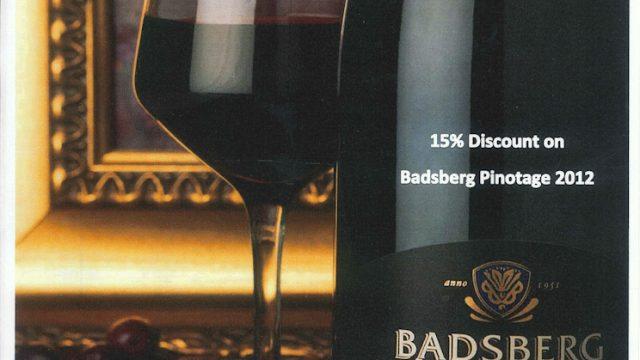 National Pinotage Day at Badsberg