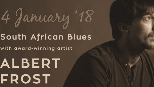 South African Blues with Albert Frost