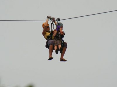 Ceres Zip Slide Tours