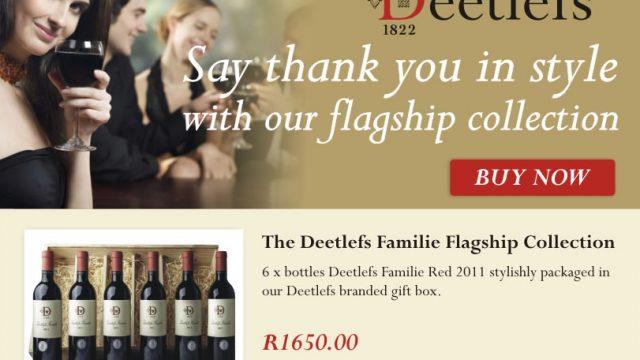 Deetlefs: Bederf in Styl