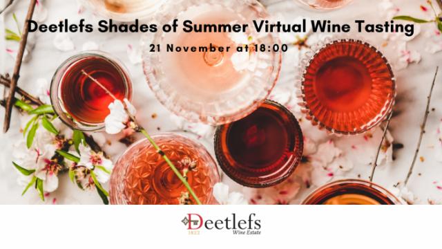 Shades of summer – Deetlefs
