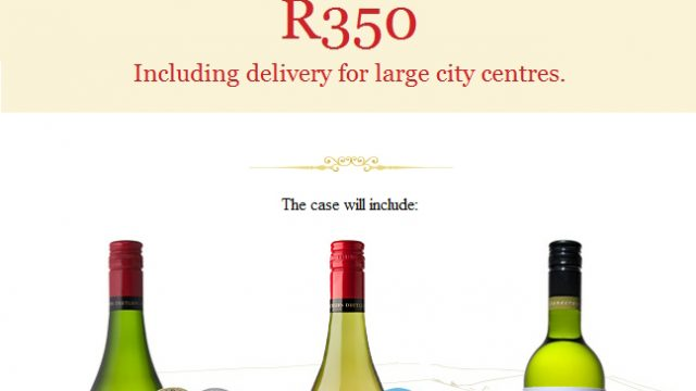 Deetlefs Estate: Clean up with this special spring offer