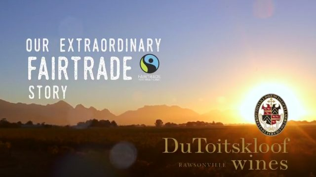Du Toitskloof Cellar: Fairtrade Video