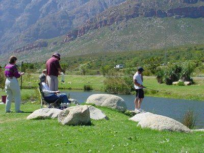 Fly Fishing @ Du Kloof Resort