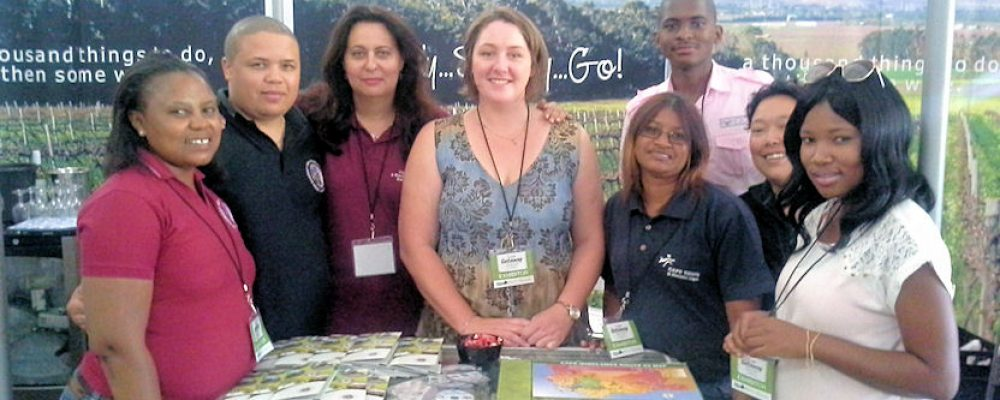 Breedekloof attended Cape Getaway Show