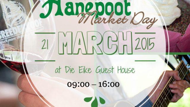 Hanepoot Market Day