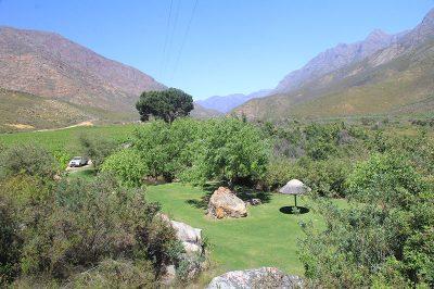 Dwarsberg Camping