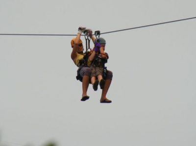 Ceres Zip Slide Tours