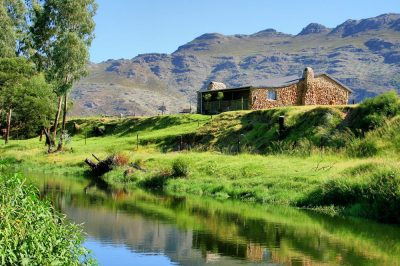 Mooiplaas River Cottage