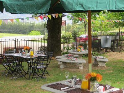 Slanghoek Mountain Resort Restaurant & Deli