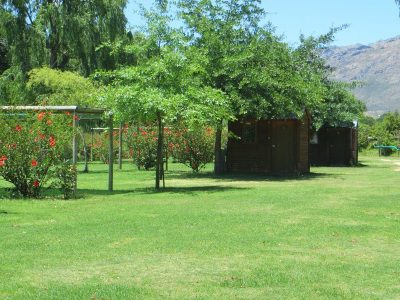 Slanghoek Mountain Resort Camping