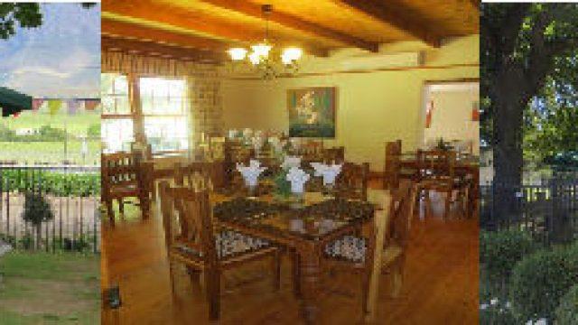 Slanghoek Mountain Resort Restaurant