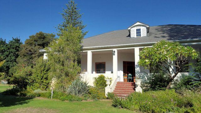 Strath Breede House/Cottage